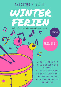 HP Winter ferien