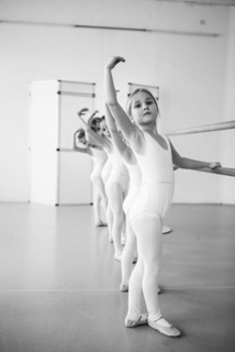 Kindertanz Ballett