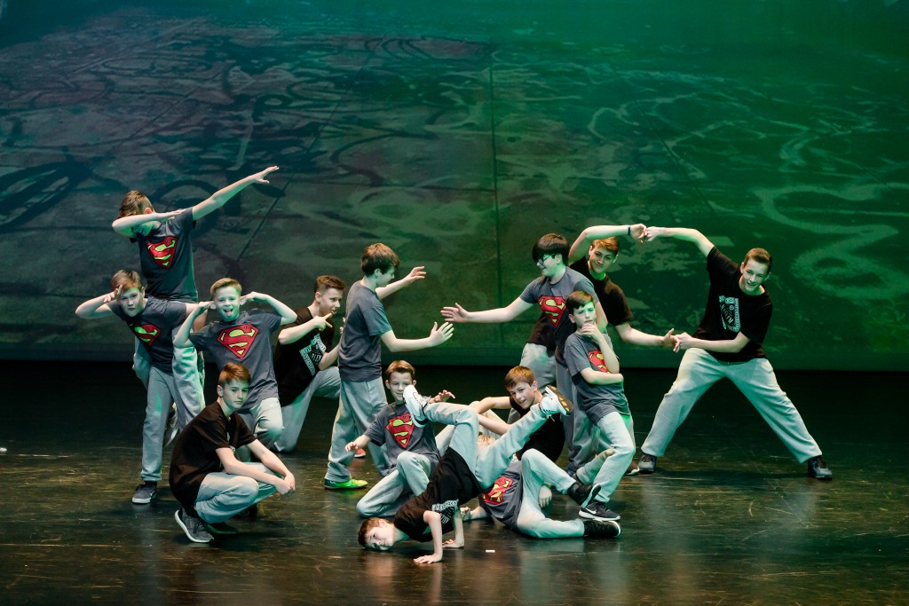 Dance Open Theater Trier 2016