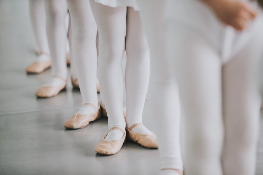 Ballett, Tanzstudio Wacht