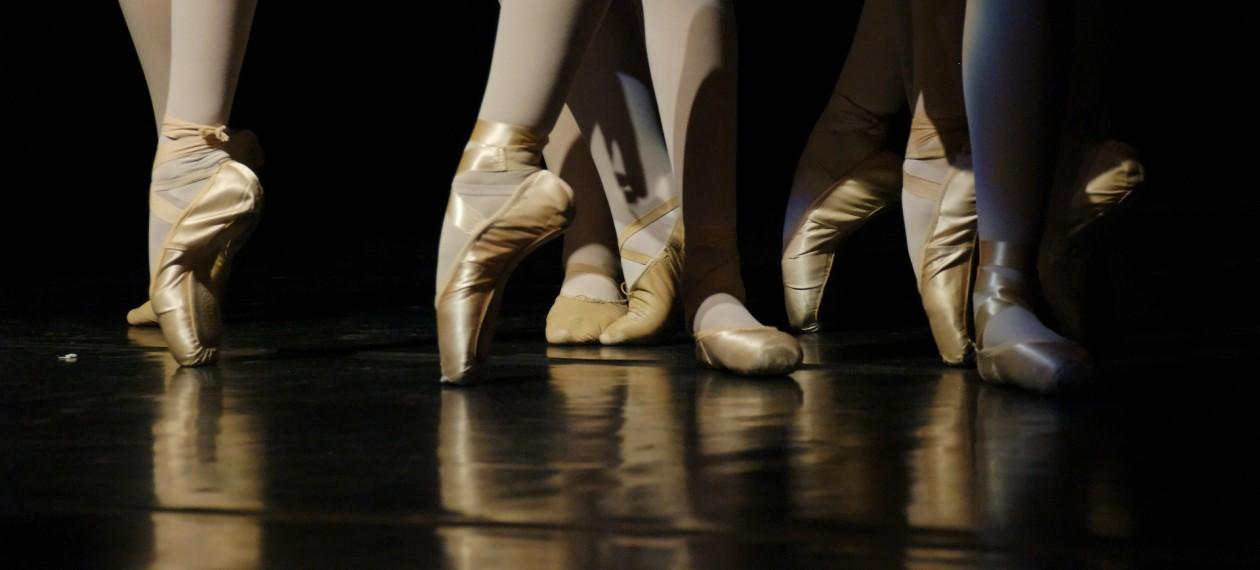 Spitze, Ballett