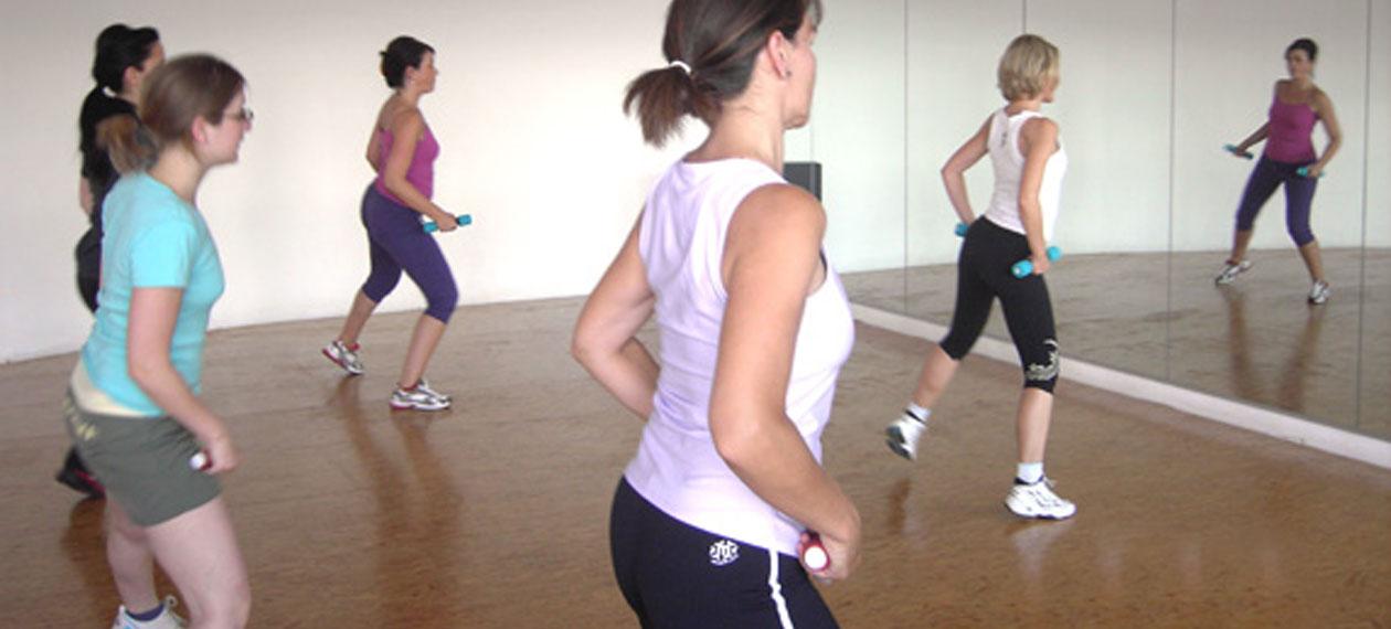 Dance Fitness, Tanzstudio Wacht
