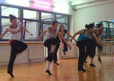 Jazzdance, Tanzstudio Trier