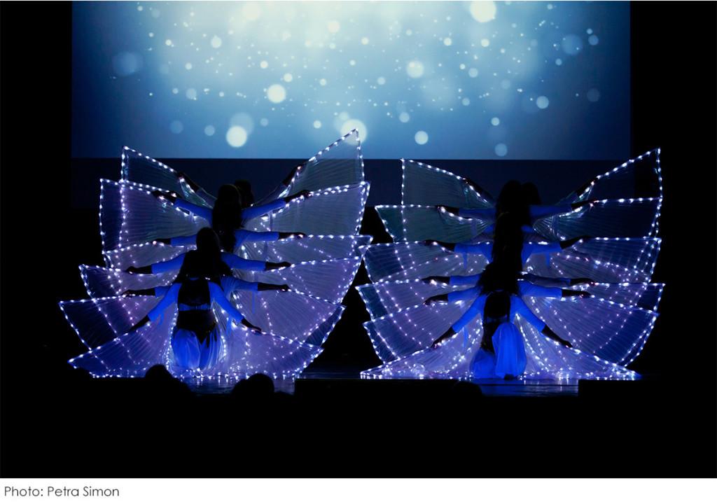 Orientalischer Tanz, Tanzstudio Wacht