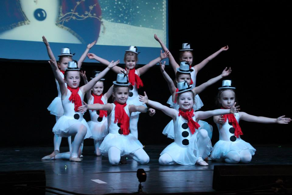 """xmas on stage"" 2014 Europahalle Trier"