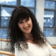 Rita Orth, Tanzstudio Wacht